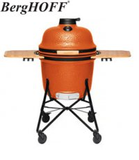 "Barbeque ei ceramisch 23"" orange"